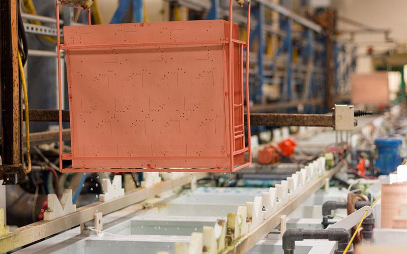 Calumet Electronics Electroless Metalization