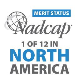 Calumet Electronics is 1 of 12 printed circuit board manufacturers that hold Nadcap Merit Status