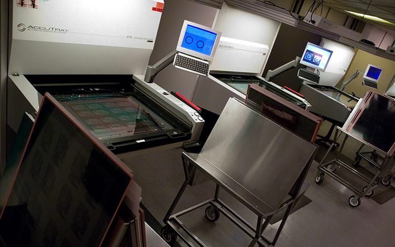 Calumet Electronics Accutray