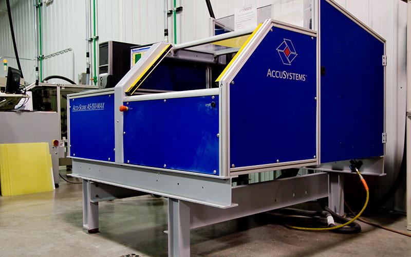Calumet Electronics Accu Systems scoring machine